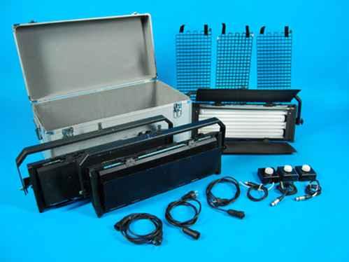 Pack 3 pantallas Nesys 4 Tubos
