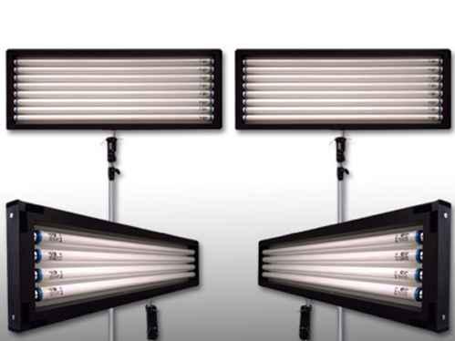 Pack Pantallas Fluorescencia Cine 80 y 40